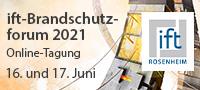 ift Rosenheim Brandschutz 2021